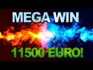 Slot kasino dan slot kas menang - € 11.500