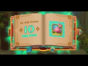 """NEW"" Videoslot –  Book Of Atem – Nice Big win"