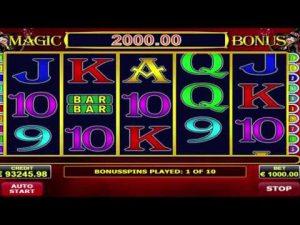 Amatic slot – magic scatter super big win €137,700