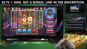 Who Wants to Be a Millionaire BIG WIN.  Casino Games
