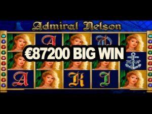 """""""Admiral"""" nelsono lizdas MEGA WIN - 87200 €. Aš esu RICH dabar!"""