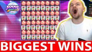 Streamers Biggest Wins #9 JAMMIN JARS HUGE. WIN MAD DASKELELELE