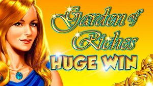 BIG WIN!!!! Garden of Riches big win – Casino – Bonus Compilation (Casino Slots)