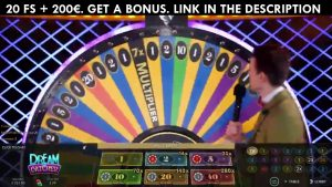 Dream Catcher 7x7x. Dream Catcher Big Win Online Casino