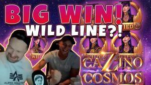 Cazino Cosmos Big Win - ՀԻՇՏ ՀԱԹ CasinoDaddy- ից խաղատան խաղում