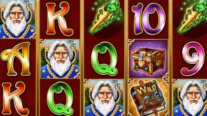 Book of Magic slot – Big win!