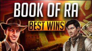 Book of Ra / Book of Dead BIG WINS! (Casino Slots)