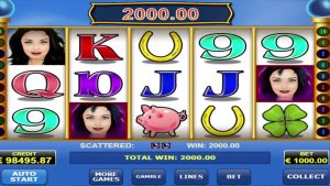 Lovely Lady SUPER BIG WIN EUR 502,000