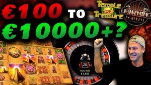 Pro Slot Player elpusztítja az online kaszinót! (INSANE LUCK STREAK)