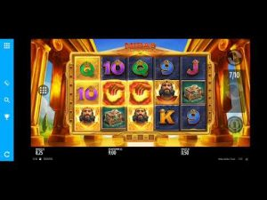 Midas Golden Touch BIG WIN 1000X Einsatz 0,50€ Cent Casino Slot