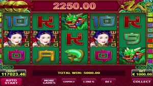 Absolute BIG WIN Record in lucky coin slot online – €135,000