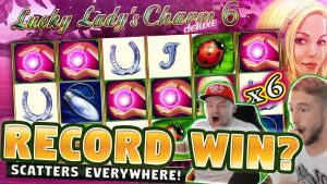 Më i madhi WIN OR FAIL ?? 5 SCARTERS RECORD VIN NË LUCKS LADYS CHARM (MUST SEE)