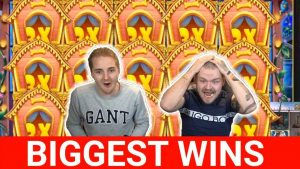 HUGE WIN legacy of dead x477 FROM 5€ to 5000€ ( biggest casino wins )