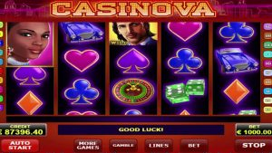 Slot Casinova WIN - 93,600 euro!