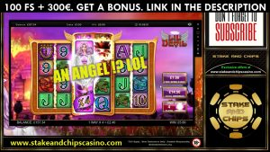 LIL DEVIL SLOT Big WIN  Online Casino BIG WIN