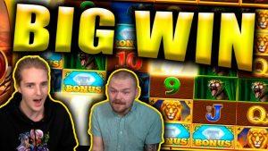 BIG WIN on SAFARI GOLD MEGAWAYS Slot