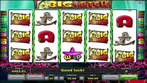 Big catch slot mega win – €40,000