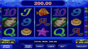 BIG WIN no slot para cassino online Mermaids Gold - € 69,600