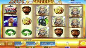 Zeus online casino slot BIG WIN – €57k