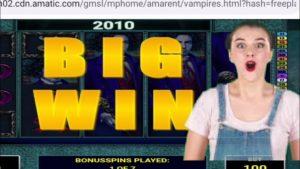 FORZZA BIG WIN VAMPIRE | VAMPIRE CASINO SLOTS