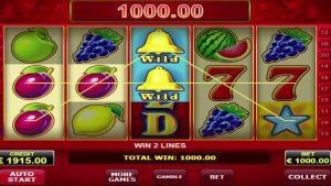 Vpišite WIN 102000 € v igralni avtomat Lucky bells!