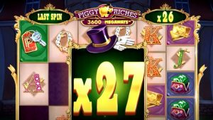 👑 Piggy Riches Megaways Big Win 💰 Een spel van Netent en Red Tiger.