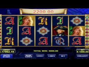 Amaticl online slot – Admiral nelson HUGEWIN – €95,600