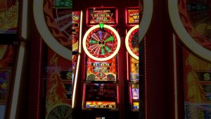 COMANCHE RED RIVER CASINO SLOT BIG WIN #casino #slots #spinningthewheel
