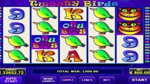 Tweety Birds Online Casino Slot Game ULTRA WIN – €87,700