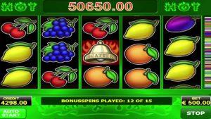 Bells on fire amatic casino online slot mega win - 52000 €