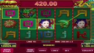 Online slot – Lucky coin MEGA WIN –  €141700