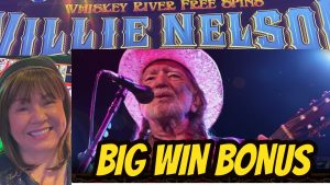 BIG WIN ON WILLIE NELSON BONUS