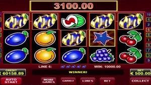 Hot scatter RECORD BIG WIN – €138,900