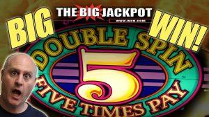 5 TIMES PAY! ✦ BIG WIN ✦ 3 REEL SLOT JACKPOT! The Meadows Casino WIN! 🎉 The Big Jackpot