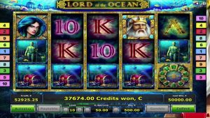 Lord of the ocean MEGA WIN – 3 spins – €129,000