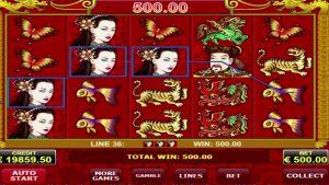 Ofrues Aamtik, slot: perla dragons SUPER WIN - 70,200 €