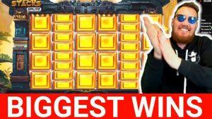 Casino big win #19 SLOT TEMPLE STACKS is INSANE. CLASSY BEEF BIG WIN