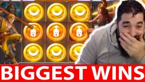 ONLINE CASINO WINS #12 HUGE WIN 6000€ SPINTWIX DESPERADOS WIND