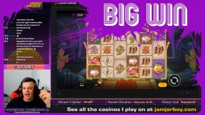 BIG WIN par Piggy Riches