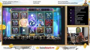 RECORD WIN!!! Rise Of Merlin Big win – Casino – free spins (Online Casino)