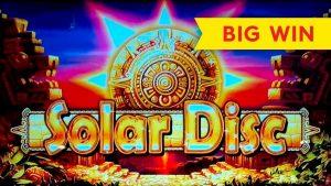 Discus solis Slot - Big Win bonus terribilis!