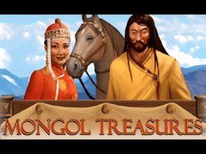 ♠️ Mongol Treasure