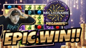 MASSIVE WIN!! who want to be a Millionaire BIG WIN – Epic WIn on Casino games from Casinodady
