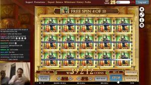 Super mega stór vinningur á Book of Dead - Online Casino