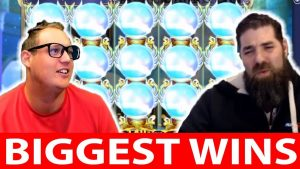BIGGEST CASINO WINS #5 DEAD OR ALIVE INSANE BIG WIN by DASKELELE