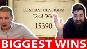 Streamers Najveći Pobjednik # 10 Legacy Dead OGROMNO POBJEDI SPINTWIX