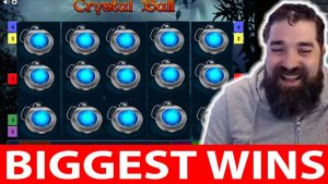 BIGGEST CASINO WINS #4 SPINTWIX & DASKELELE CRYSTAL BALL BIG WIN 4500€
