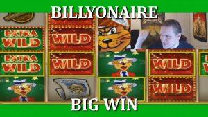 4€ BET – BIG WIN – BILLYONAIRE – AMATIC