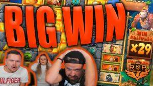 Huge Win on Return of Kong Megaways Slot – Casino Stream Big Wins