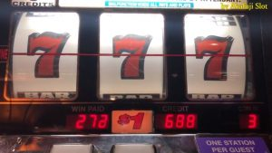 BIG WIN★BLAZING SEVENS $1 Slot Machine – 3 Reel Slot – Max Bet, Pechanga Casino